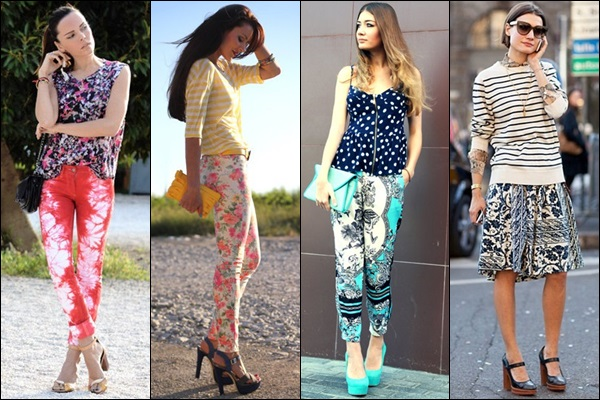 Prints-Mixing-for-casual-wear
