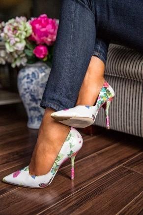 115608-Floral-High-Heels