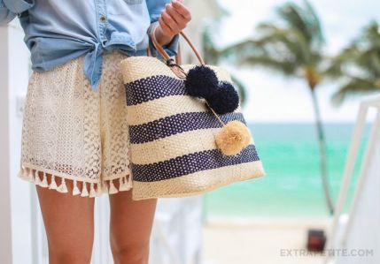 4602917_beach-casual-pom-pom-shorts-chambray-shirt_td173c250