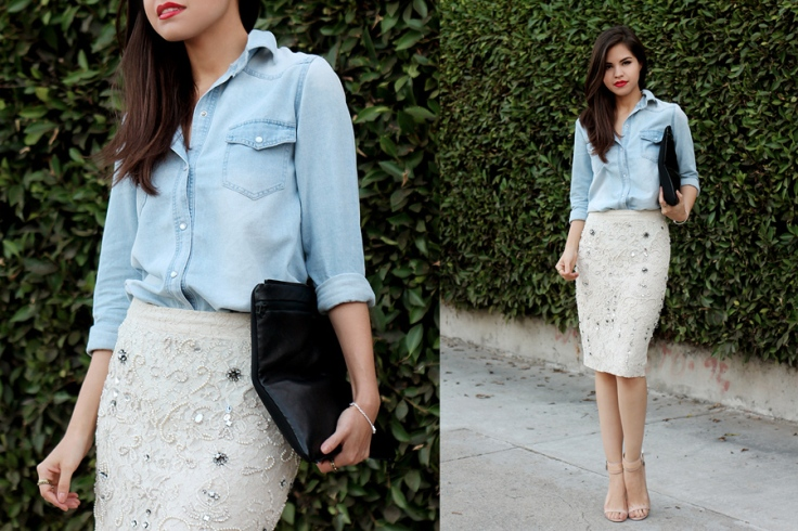 how-to-wear-denim-shirt-
