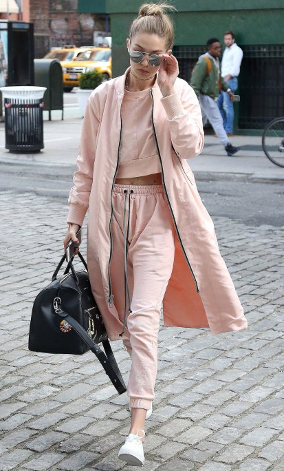 gigi-hadid-loungewear-look-of-the-day