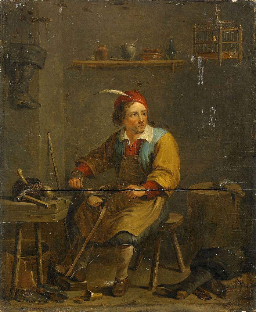 sifingthepast_the-shoemaker_follower-of-david-teniers-ii_1800